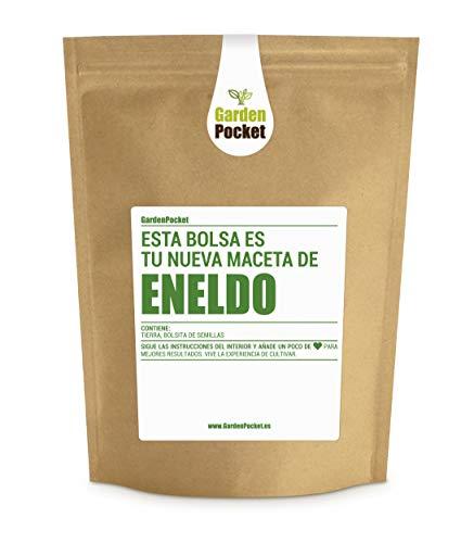 Garden Pocket - Kit de Cultivo de ENELDO - Bolsa Maceta