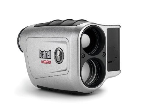 Bushnell laser und gps entfernungsmesser hybrid silber 201951eu
