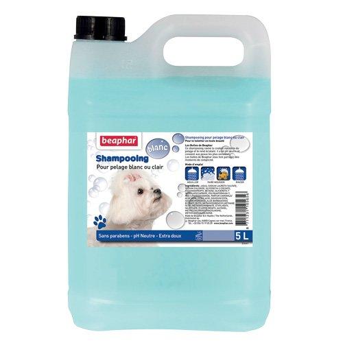 Beaphar Shampoo für Hunde Weiß 5L Preisvergleich