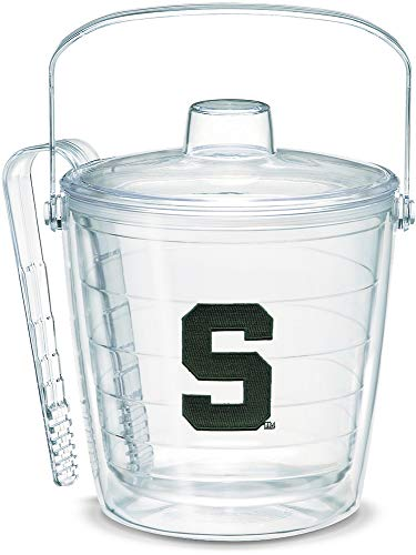Tervis Eiseimer, 227 ml, transparent Michigan St 87oz Ice Bucket farblos Michigan State Spartans Tervis Tumbler