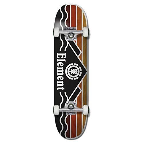2b07eab3 Element Skateboard Complete Layer - 7.75 Inch Anaranjado-Amarillo (Default,  Anaranjado)