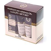 shemen Amour Mar Morto trattamento olio di Argan Marocchino regalo