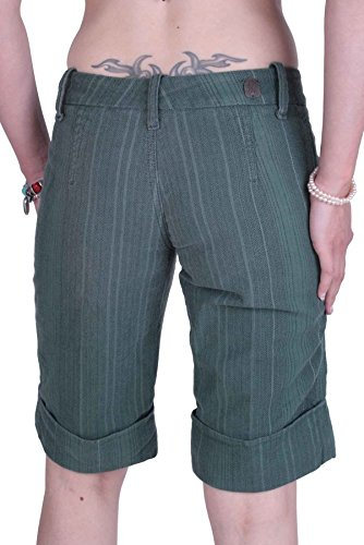 Diesel Damen Bermuda Shorts Sakov Grün Gr.W26 #4 Khaki