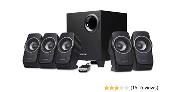 CREATIVE A520 5.1 PC SPEAKERS DRIVERS WINDOWS 7