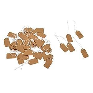 Etichette carta per gioielli amazon