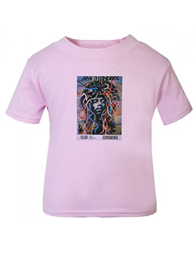 Jimi Hendrix Experience Children T Shirt Pink
