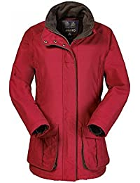 Musto Ladies' Sedgemoor Jacket – Dark Chilli