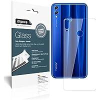 Bruni 2x Folie Für Huawei Honor 8x Max Schutzfolie Displayschutzfolie Handy-zubehör