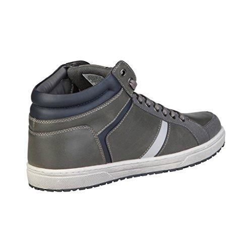 Levis 227511_179 Sneakers Uomo Grigio