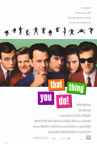 That Thing You Do Plakat Movie Poster (27 x 40 Inches - 69cm x 102cm) (1996)