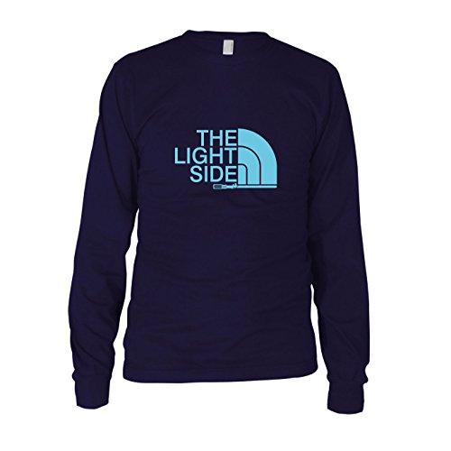 Kostüm Darth Maul Ideen (The Light Side - Herren Langarm T-Shirt, Größe: M,)