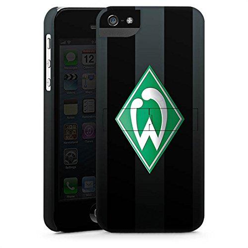 Apple iPhone 8 Hülle Case Handyhülle Werder Bremen Fanartikel SV Fußball Premium Case StandUp