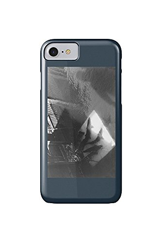 Bonneville Dam, Oregon - Counting Salmon at Fish Ladder (iPhone 7 Cell Phone Case, Slim Barely There) -