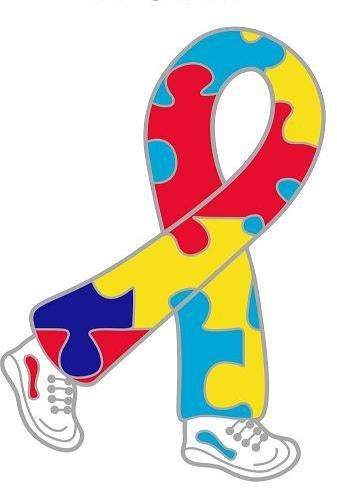 df9c2170ac8 Blue Autism Awareness Lapel Pin - Buy Online in UAE. | Sports ...