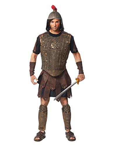 Horror-Shop Gladiator Kostüm Plus Size
