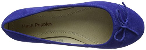 Hush Puppies Damen Alina Grace Ballerinas Blau (Blue)