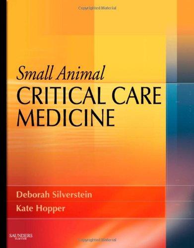 Small Animal Critical Care Medicine, 1e