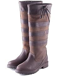 Rydale - botas estilo motero adultos unisex mujer