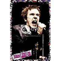 El Sex Pistols Jonny podrido Close Up gran música Póster 61por 91,5cm