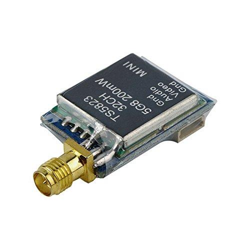 Water & Wood TS5823 5.8G 200mW 32CH AV Transmitter Module for Phantom Multi-rotors