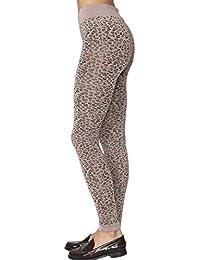 ANAISSA- Legging leopard tall U
