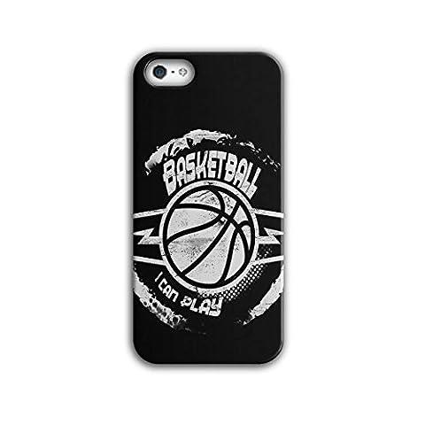 Basketball Jeu sport Meilleur Jeu 3D iPhone 5 / 5SÉtui Pour | Wellcoda
