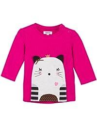 Catimini T-Shirt Doudou Manches Longues Pour, Camiseta de Manga Larga para Bebés