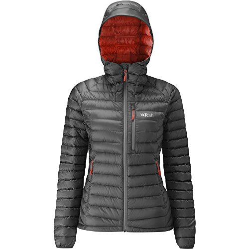 Rab Microlight Alpine Jacket grey Size S 2017 winter for sale  Delivered anywhere in UK