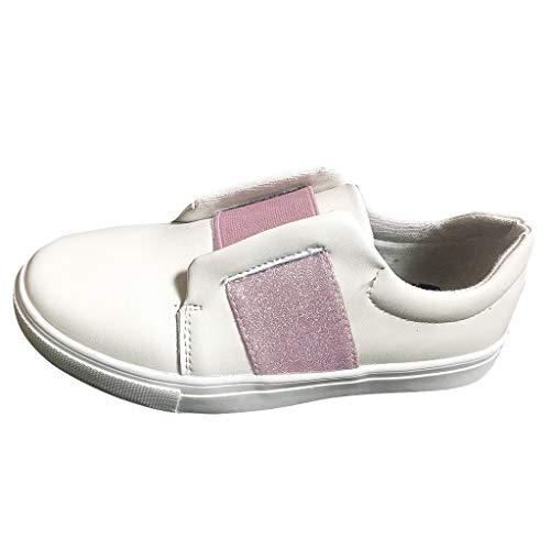 Bluestercool Donne Scarpe Singole da Donna Estive Scarpe Sportive A Fondo Piatto Sneaker Casual A Colori