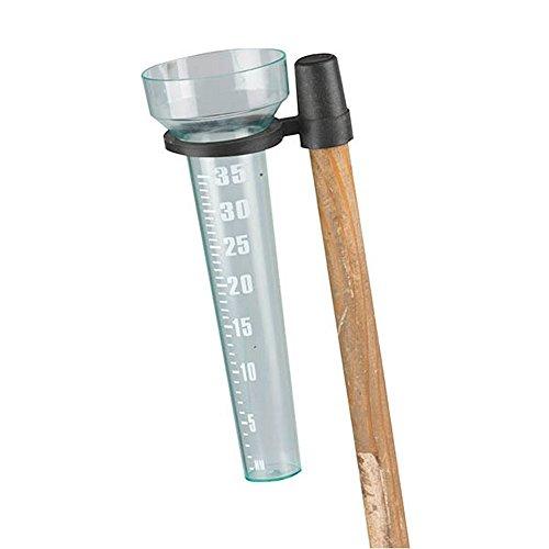 Regenmesser mit Skala, zum Messen der Regenmenge
