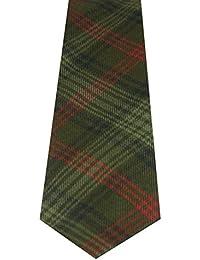 Lochcarron of Scotland Ross Hunting Weathered Tartan Tie