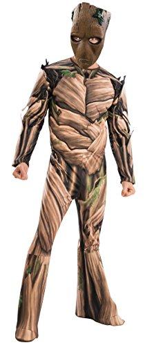 Marvel Avengers Infinity War Deluxe Teen Groot Adult Costume - ()