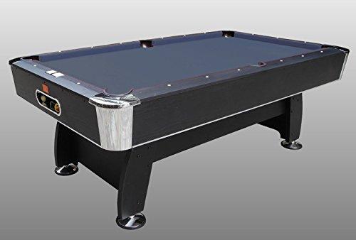 Tavolo da Biliardo Black Norman Carambola Completo di Tutti Gli Accessori