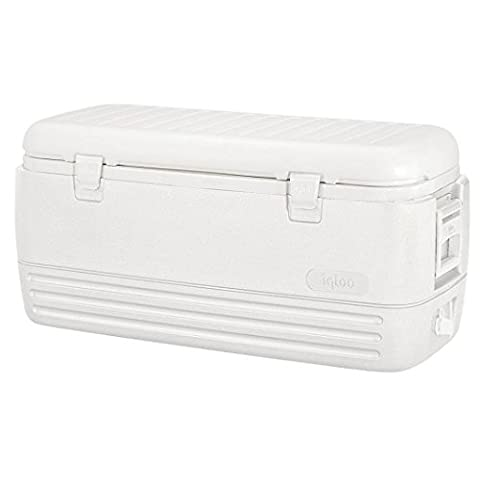 Igloo 114 Litre (120 US Quart) Polar Food and Drinks Camping Cooler Chest