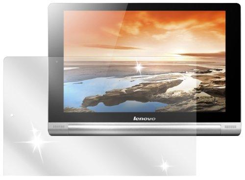 dipos I 2X Schutzfolie klar passend für Lenovo Yoga Tablet 10/10 HD+ Folie Bildschirmschutzfolie