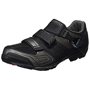 Shimano SH-M089L - Zapatillas MTB para hombre, Negro, 44 EU