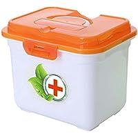Kreative Multi-Zelle tragbare Medizin Kit Reise Medical Box, Orange preisvergleich bei billige-tabletten.eu