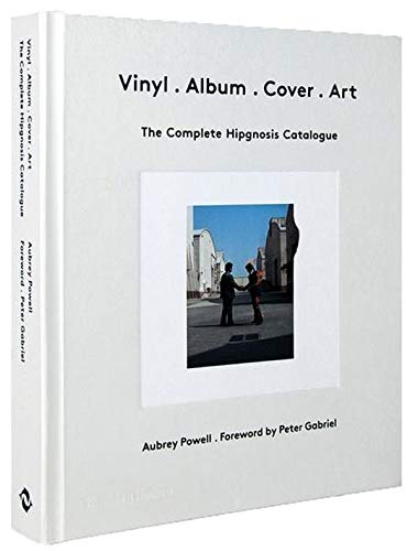 VINYL . ALBUM . COVER . ART: The Complete Hipgnosis Catalogue - Vinyl-grafik-band