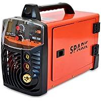 Soldador Inverter de Hilo Continuo MIG MAG MMA 200Amp Maquina de Soldar (200 Amp,