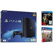 PlayStation®4 Pro Konsolen Bundle (inkl. Far Cry New Dawn und Fallout 76)