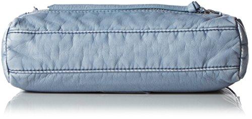 s.Oliver39.605.94.6101 - Borsa a tracolla Donna Blu (Blau (ash blue 5226))