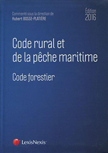 Code rural et de la pche maritime