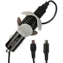 N3DS - Tuor USB Car Charger, Black [Importación Alemana]
