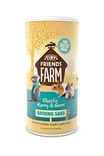 Supreme Tiny Friends Farm Chinchilla Badesand, 52,8FL. oz -