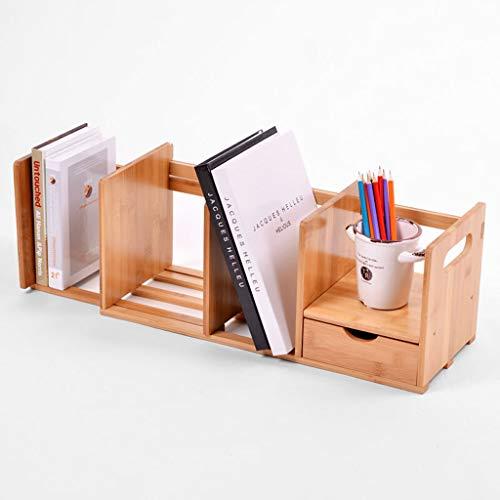 Minmin-zhenggaojia DIY Tisch Desktop Storage Rack Display Regal Veranstalter Zähler Top Mode Aktive Bücherregal Magazin Halter Home Office Verwenden Buchhalter (größe : A)