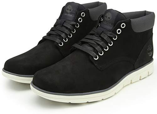 Bild von Timberland Herren Bradstreet Leather Sensorflex Chukka Boots, Schwarz (Black Nubuck), 49 EU