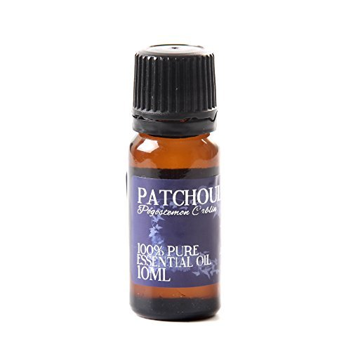 Mystic Moments Olio Essenziale Di Patchouli - 10ml - 100% Puro