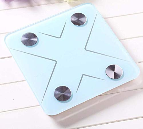 Nombre de producto: escala humana electrónicaGama: 3-180kgExhibición: blanco en azulUnidad: kg/lb/StEnergía: batería de 2 * AAA séptimaExhibición de LED, diseño de gama altaPesaje de la gama: 0.5 kg-180kg LEDFunción de Bluetooth: síValor de la gradua...