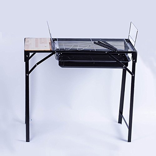 Outdoor Schlacke Ofen Outdoor Barbecue Pits Falten Barbecue Grill Portable Barbecue Pits Thick Folding Barbecue Grill