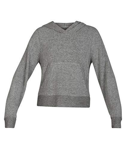 Hurley Damen Pullover W CHILL Crop Pullover, Black, S, AR1743 (Frauen Hurley-pullover)